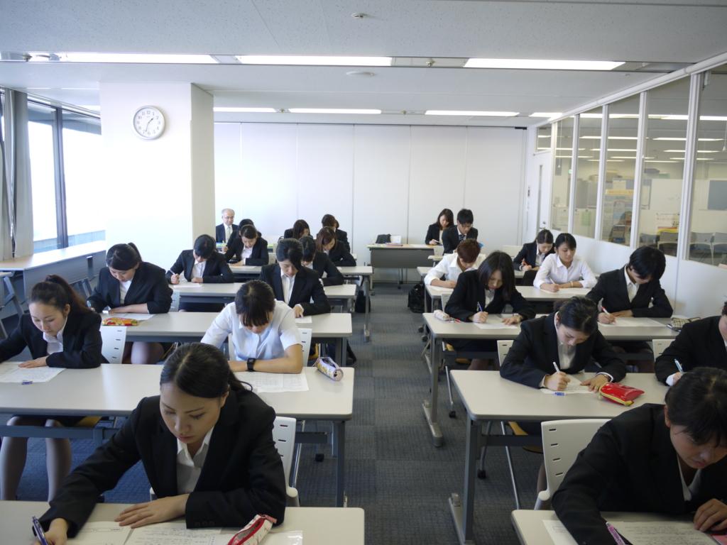 2019年卒の就活においては筆記試験対策が重要