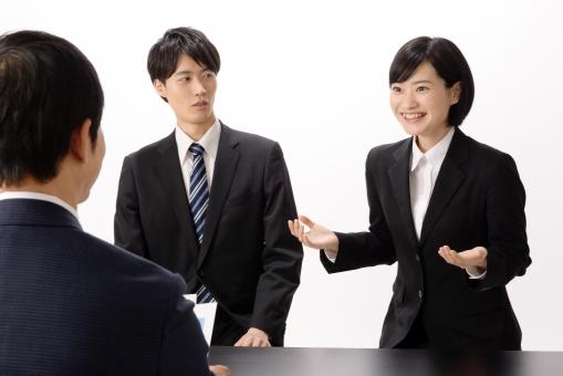 就活生がキャリアプランや将来の目標を質問された時
